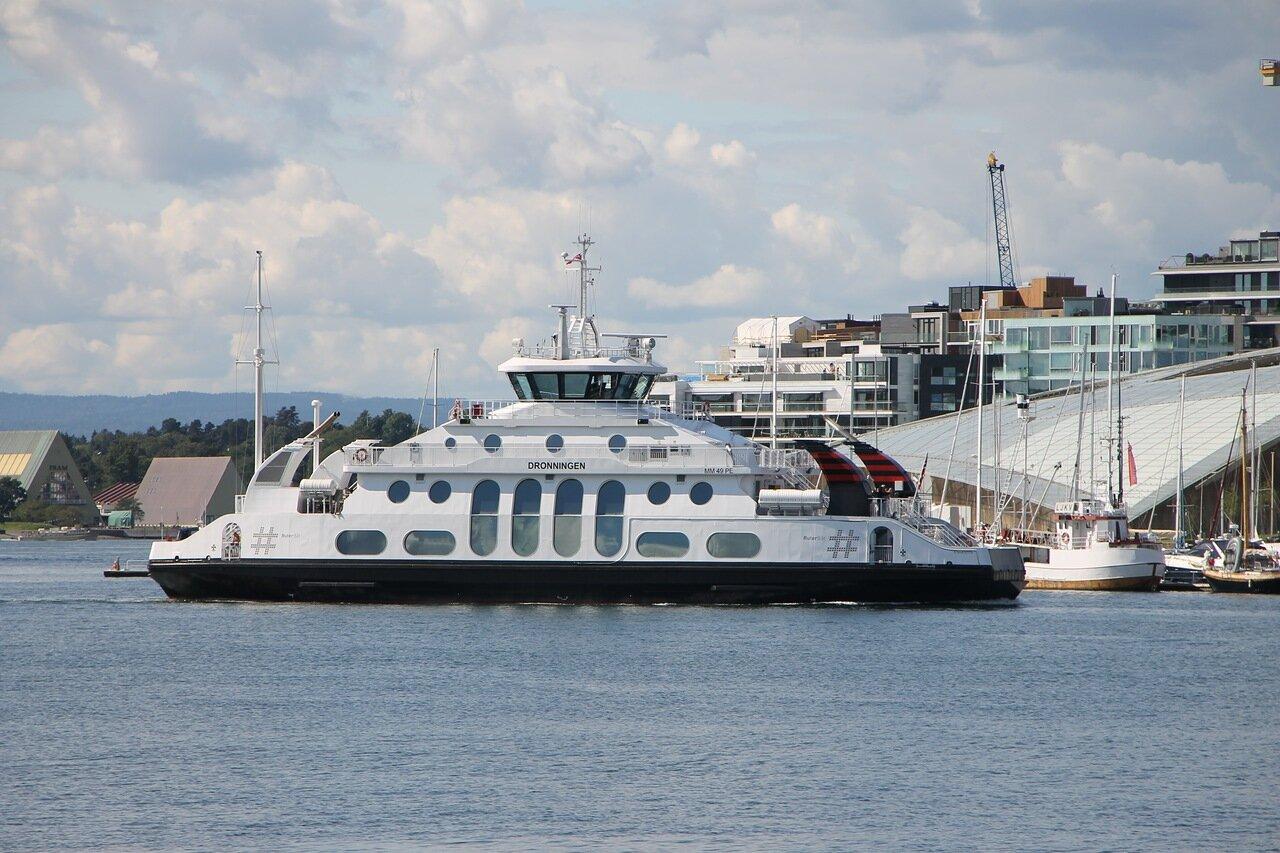 Ferry, Pipervika, Oslo