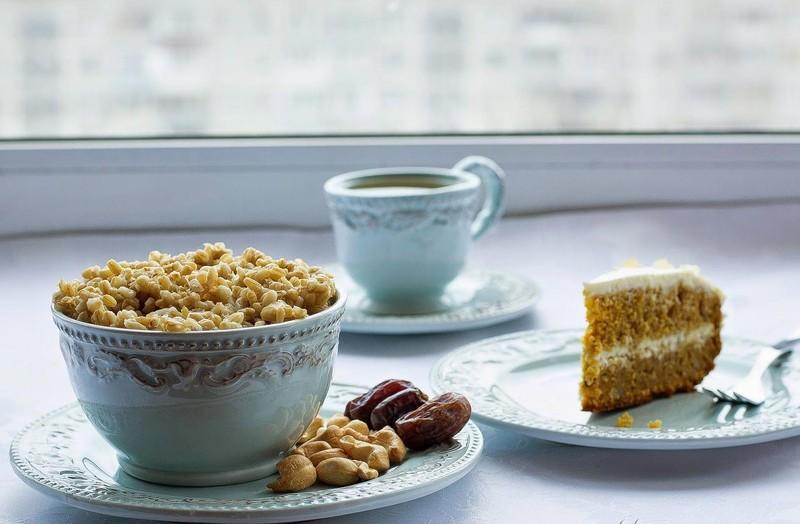 45. Варите крупы на зеленом чае Каши можно варить не только на воде или молоке. Поэкспериментируйте