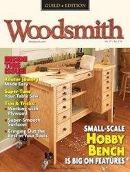 Журнал Woodsmith Magazine №219 (Guild Edition)