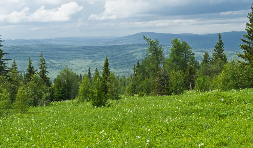 7. Горные ландшафты Башкортостана. Восхождение на Ялангас