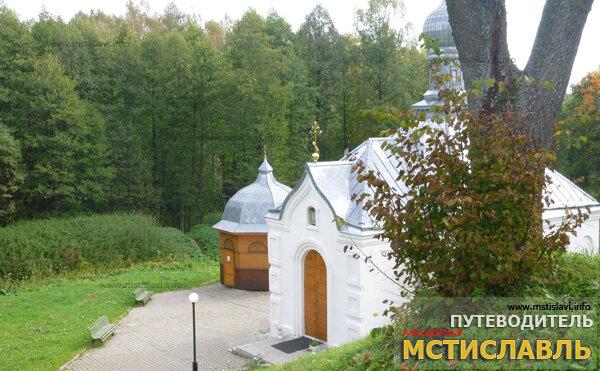 Пустынки Успенский монастырь