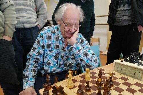 Шахматный турнир по быстрым шахматам памяти Леонида Ивановича Житкевича