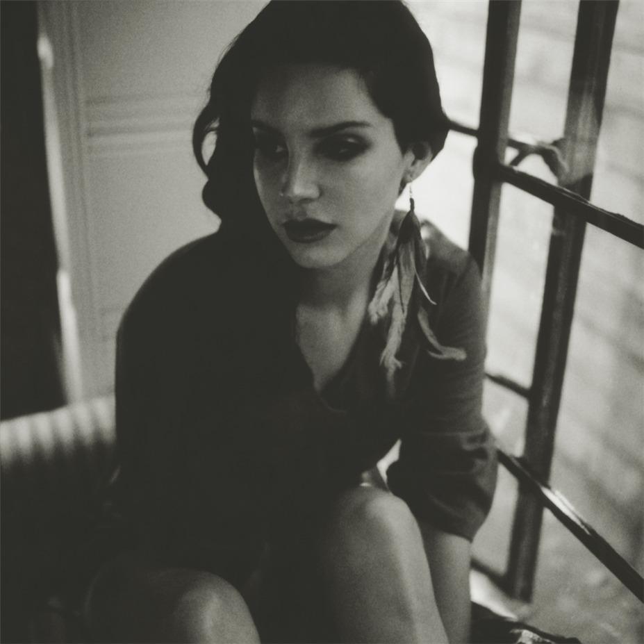 Промо к альбому Ultraviolence (2014) Ланы дель Рей / Lana Del Rey by Neil Krug