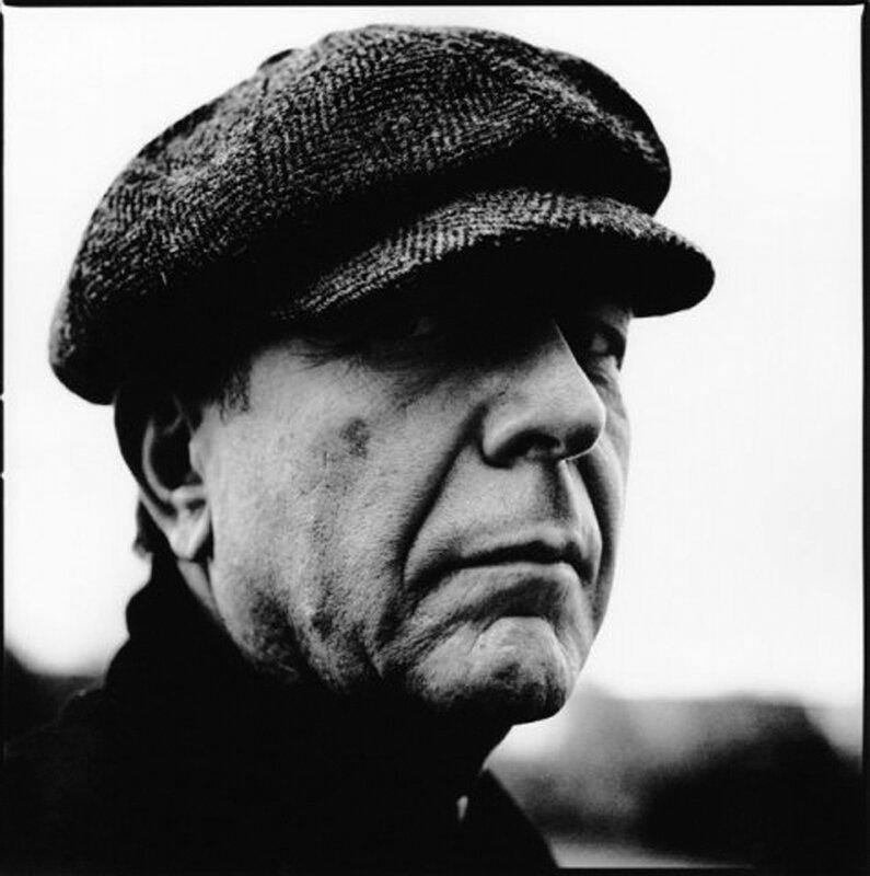 Leonard Cohen, 1992