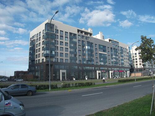 Петергофское шоссе 55