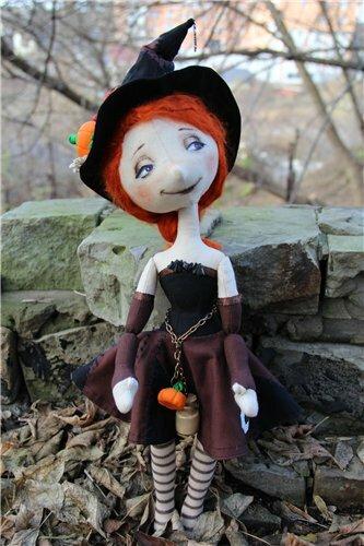 ведьмочка бу
