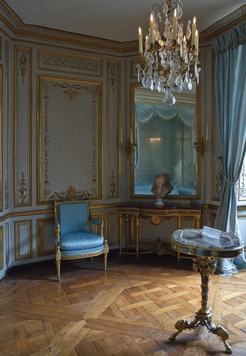 凡尔赛宫 - 疫公寓式德拉赖因 - 内阁德拉Meridienne