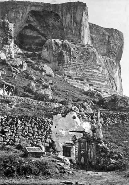 Скит св. Анастасии, близ Бахчисарая