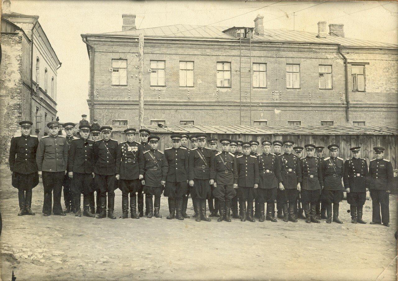 1950-е. Серпуховские стражи порядка