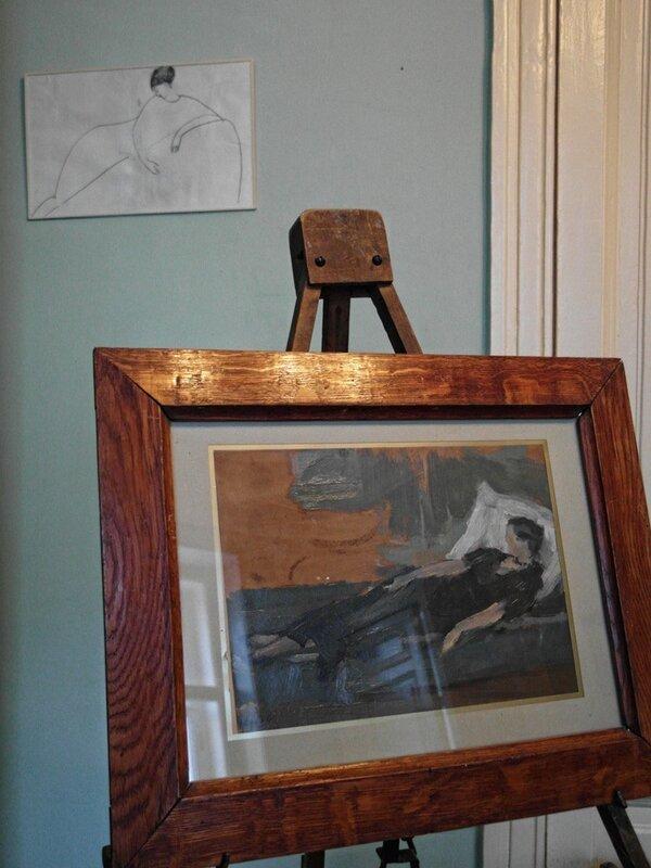 интерьерный фотограф в музее Ахматовой