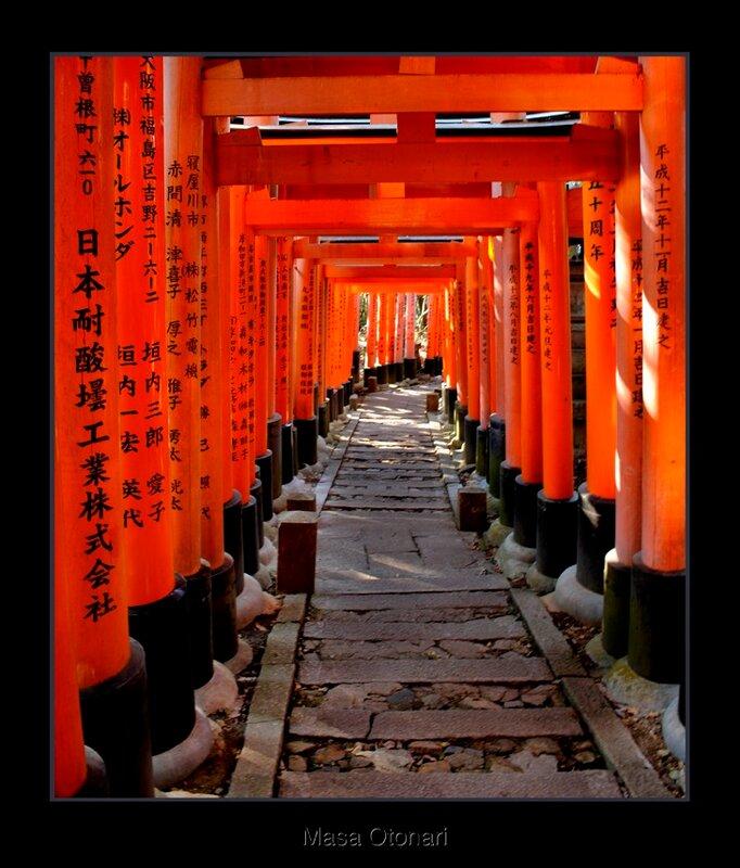 Урбан-фото японца Маса Утонари (Masa Ootonari)