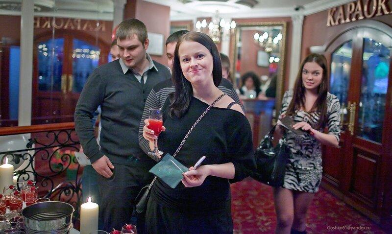 Юбилейный месяц культового Одинцовского клуба и ресторана «Дилижанс» завершился шумной, весёлой и очень многолюдной  вечеринкой в Одинцово