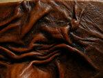 Клипарт - Текстуры натуральная кожа разных расцветок и узоров.