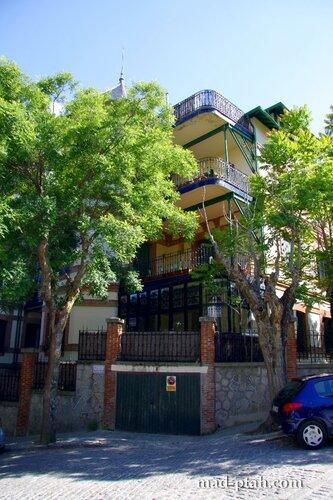 монастырь эскориал, испания