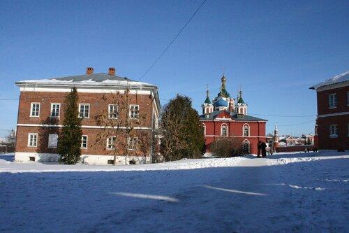В кремле