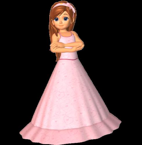 Sadie-Принцесса-Валентинка