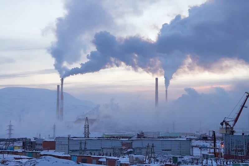 Никелевый завод