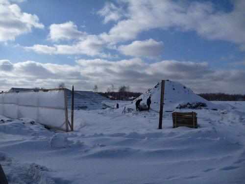 посёлок Новорижский, 7 марта 2011