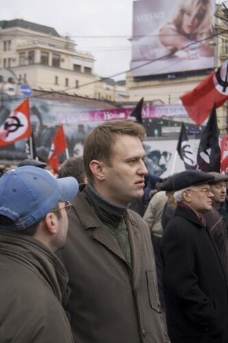 Алексей Навальный - о национализме