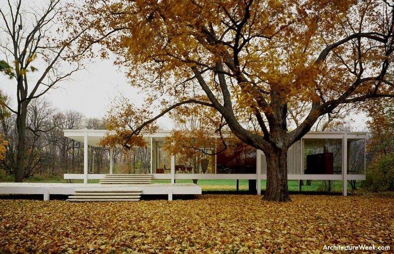 фото стеклянные дома