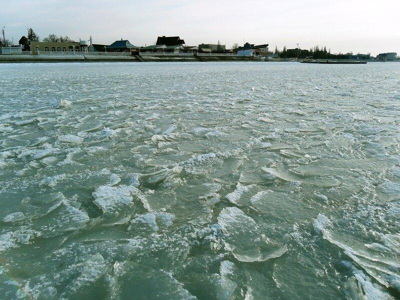 Прогулка по морскому льду