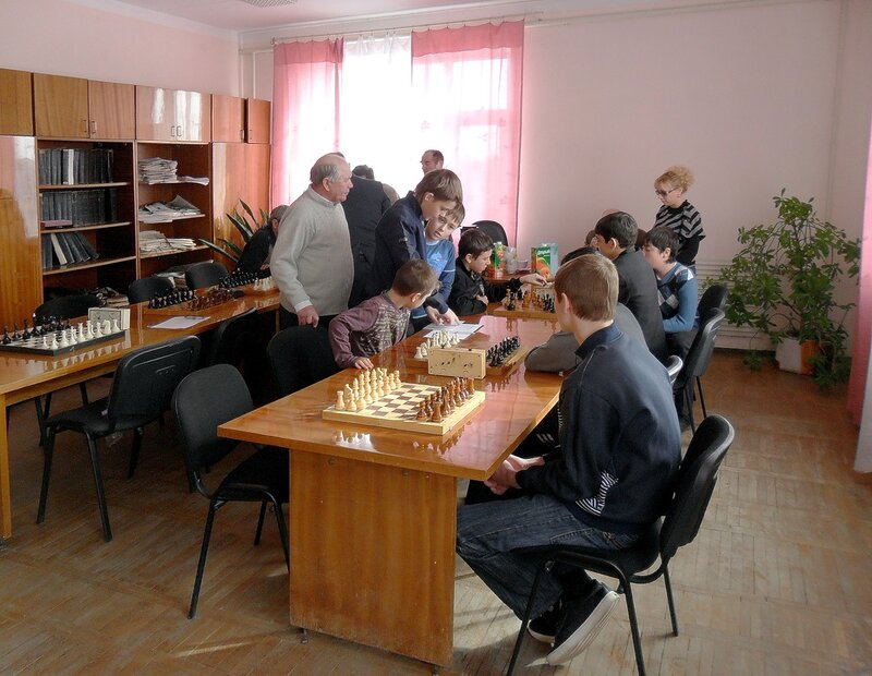 Бои шахматные