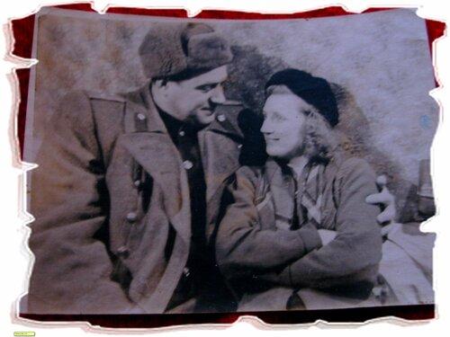 Они Любили,Воевали,Жили..Наверное ,что б мы сегодня не тужили Военное фото маминых друзей