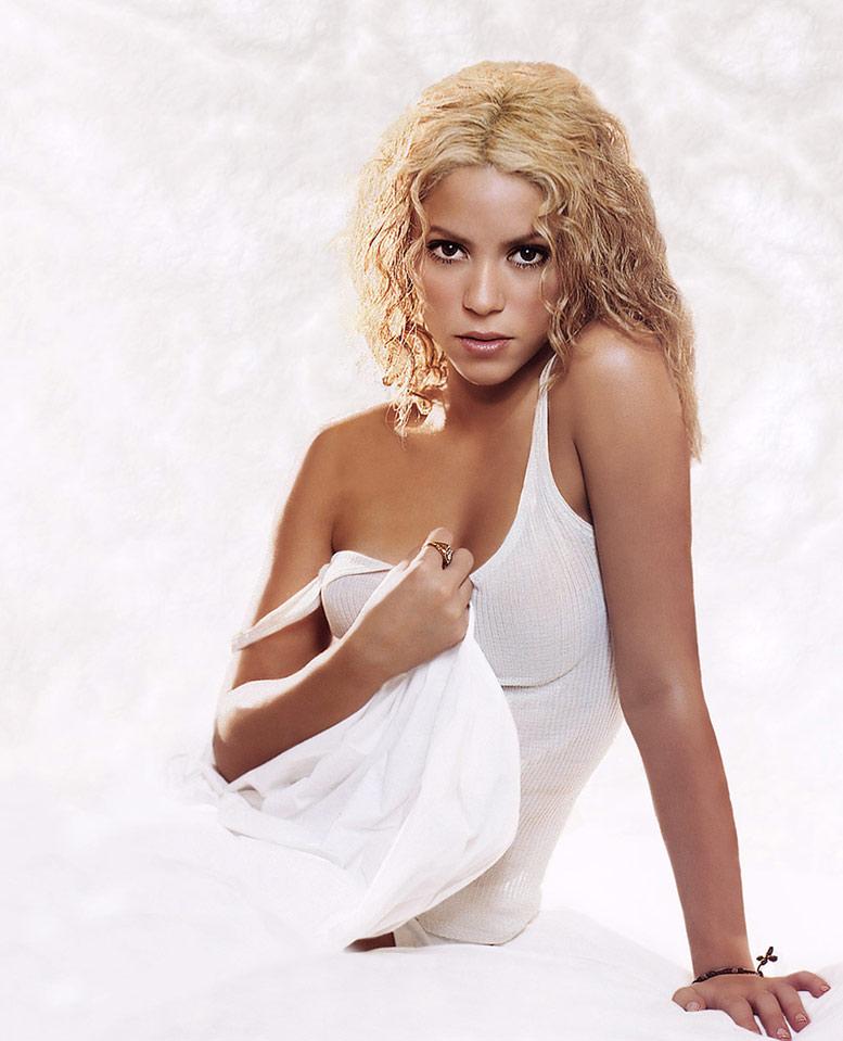 модель Шакира / Shakira, фотограф Franck W.Ockenfels