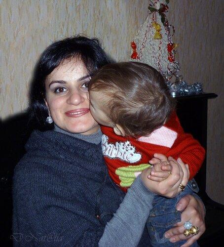 Мамочка, любимая, родная!