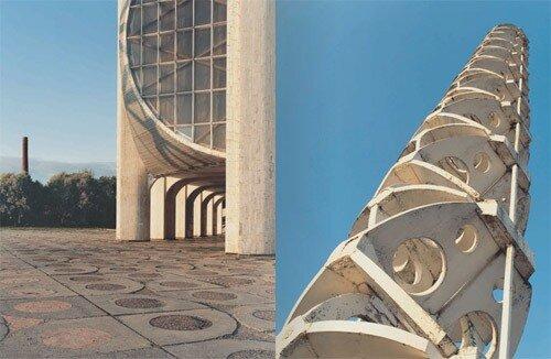 «СССР: Cosmic Communist Constructions Photographed»