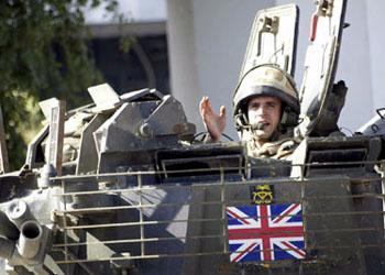 США и Великобритания отправили в Ирак военных для борьбы с терроризмом