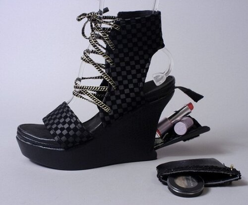 шпионские туфли