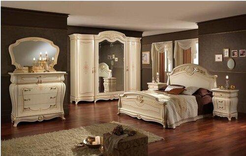 Итальянские спальни вершина Олимпа в мире мебели