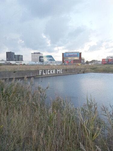 Flickr me!