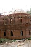 Строительство Донского храма - сентябрь 2015