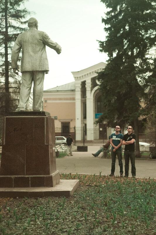Печатники. Район. Фотограф Кузьмин