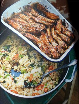 Куриные крылышки почти по-корейски – кулинарный рецепт