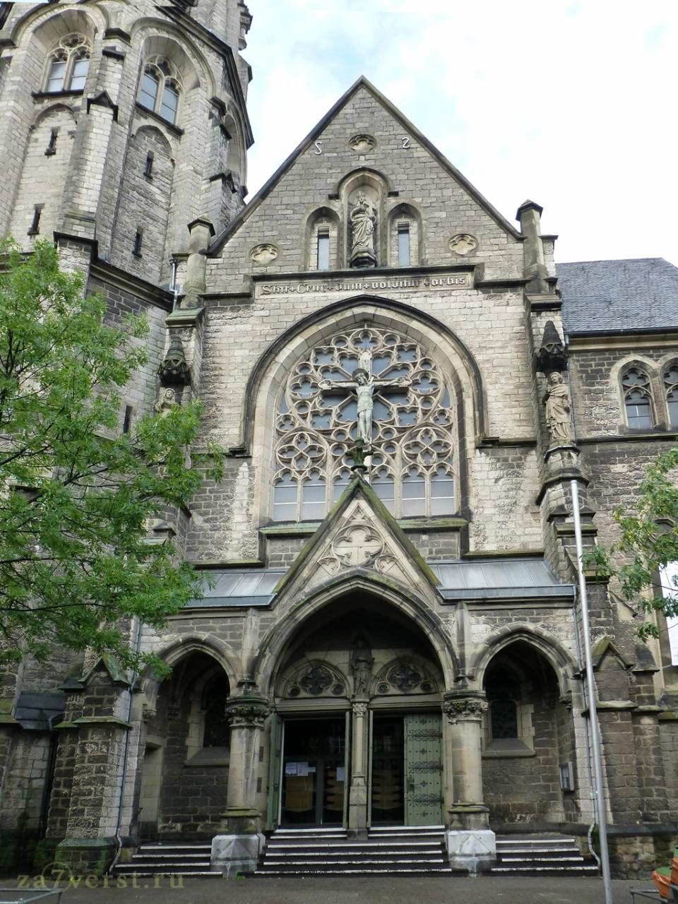 Ахенский кафедральный собор (Ахен, Германия)