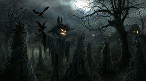 Хэллоуин - праздник поклонения дьяволу и силам зла