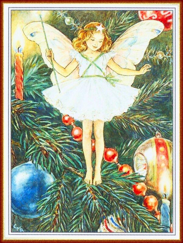 Сесиль Мери Баркер. Фея рождественской ёлки.