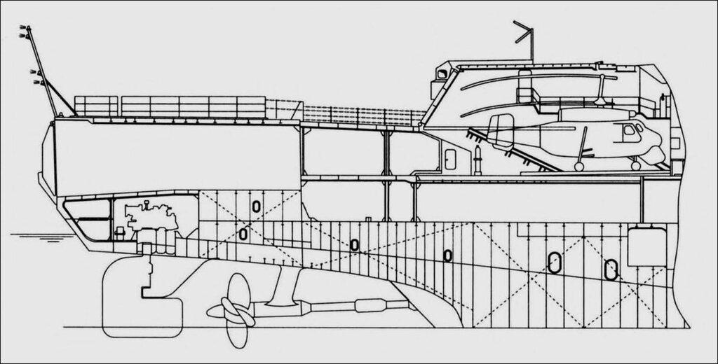 Ка-27, затем Ка-52К).