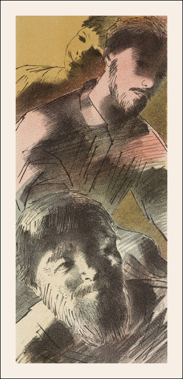 Barnett Freedman, Anna Karenina