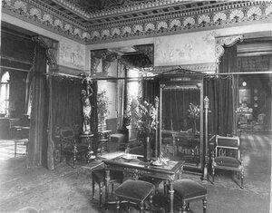 Гостиная в доме Г.Г.Елисеева.