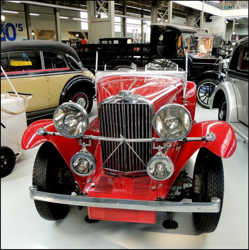 Autoworld 8146 Talbot London 1934