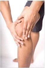 боль в переднем отделе коленного сустава