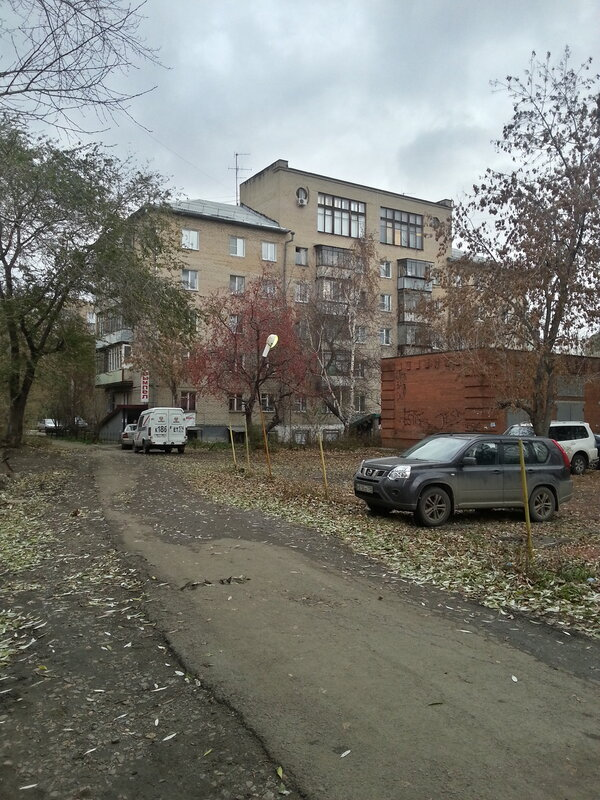 Жилой дом Воровского 17-Б