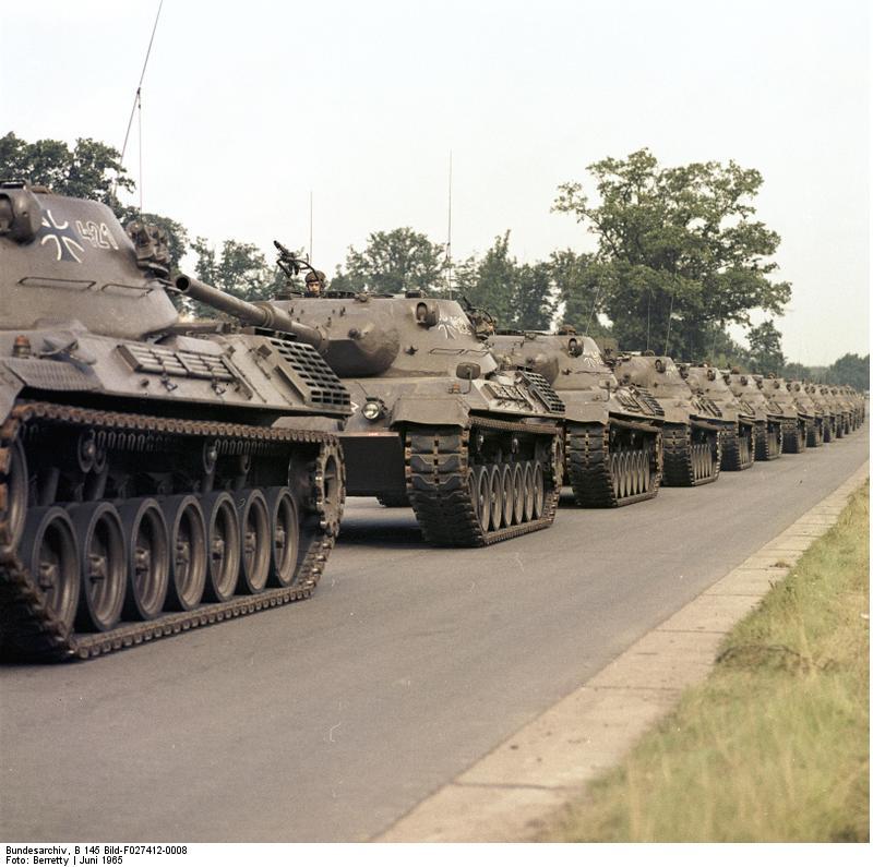Kampfpanzer Leopard I
