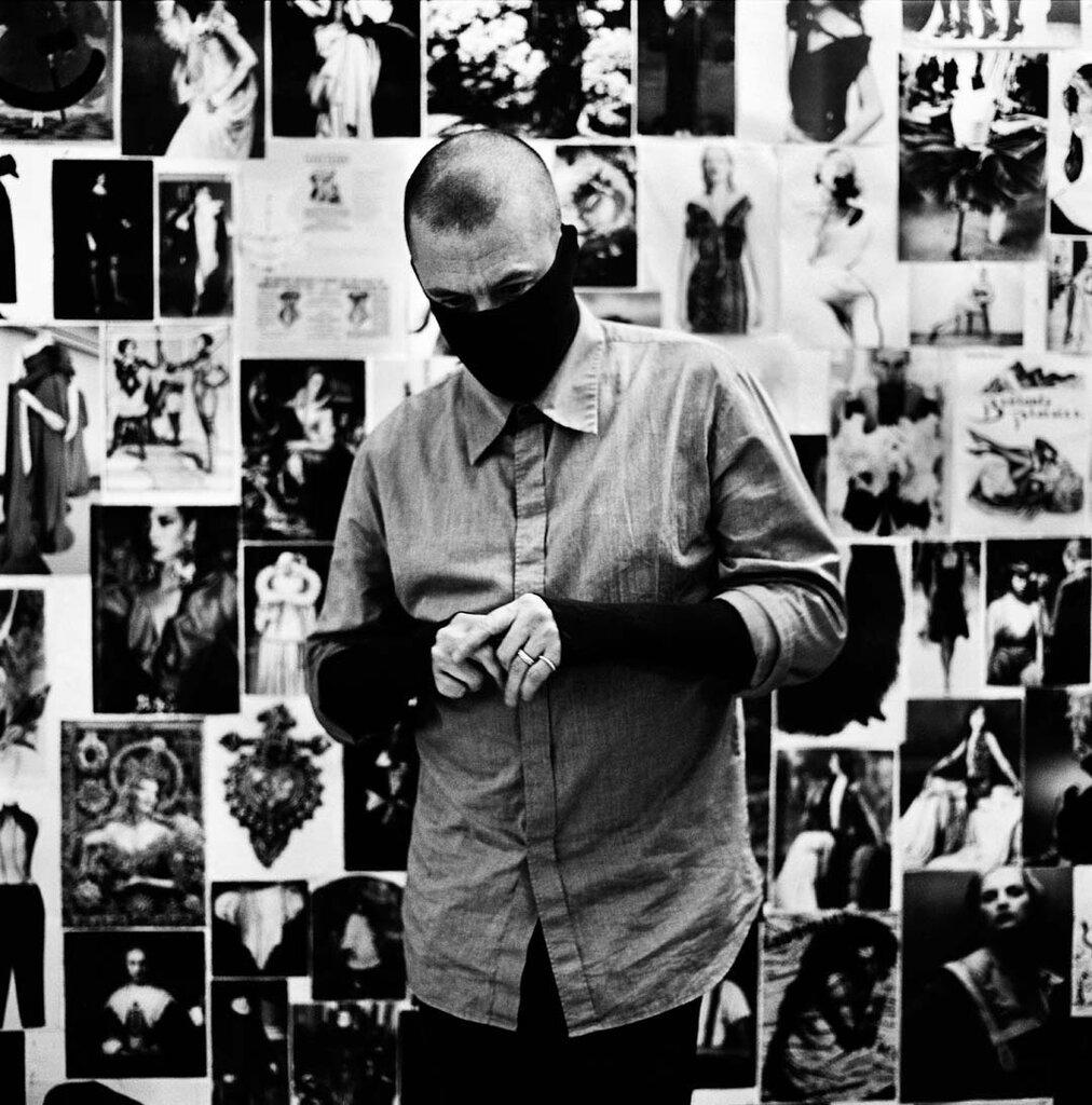Anton Corbijn, Alexander McQueen London, 2007