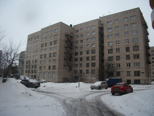 Купчинская ул. 3к3