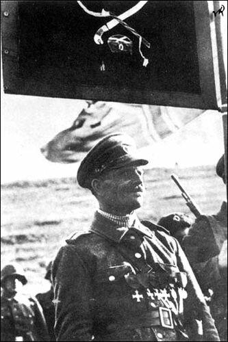 Казак-СС полный георгиевский кавалер
